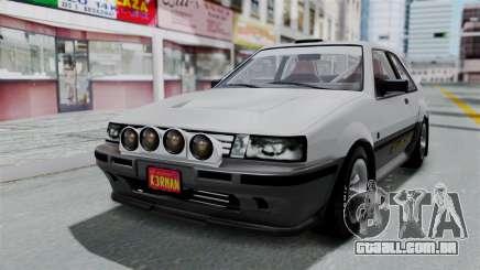 GTA 5 Karin Futo Rally Car v2.0 para GTA San Andreas