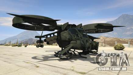 AT-99 Scorpion para GTA 5