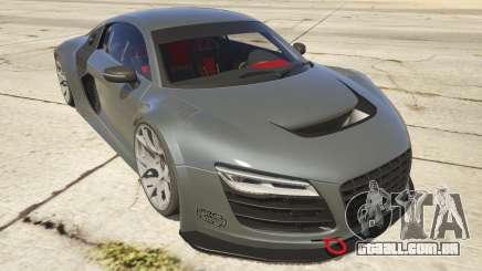 Audi R8 LMS Street Custom para GTA 5