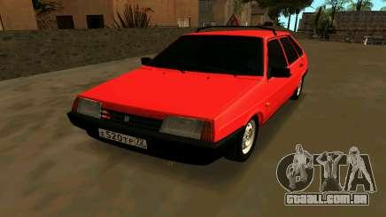 2109 Formação para GTA San Andreas