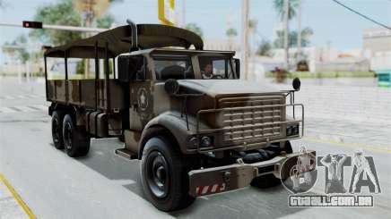 GTA 5 HVY Barracks OL IVF para GTA San Andreas