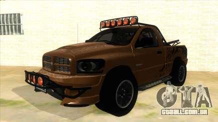 Dodge Ram SRT DES 2012 para GTA San Andreas