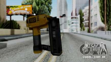 Vice City Beta Nailgun para GTA San Andreas