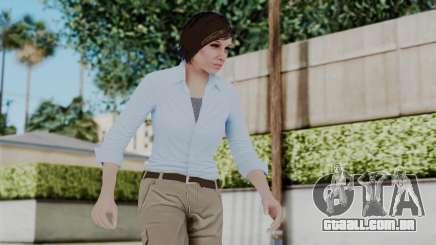 GTA 5 Karen Daniels Civil para GTA San Andreas