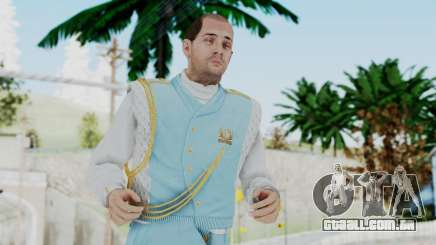 GTA 5 Divinity Ped 2 para GTA San Andreas
