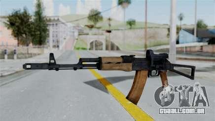 Arma2 AKS-74 Cobra para GTA San Andreas