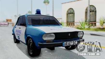 Dacia 1300 Police para GTA San Andreas