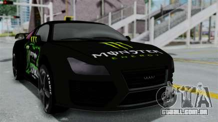 GTA 5 Obey 9F Monster para GTA San Andreas