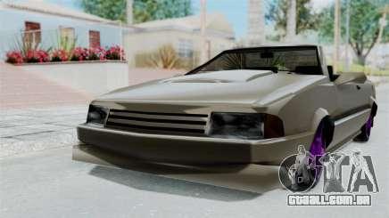 Cadrona Cabrio JDM para GTA San Andreas