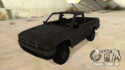 Toyota Hilux Militia para GTA San Andreas