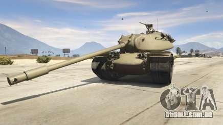 M103 para GTA 5