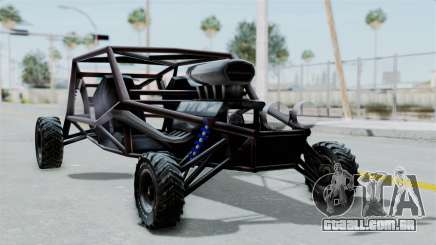 Aumentada Lâmina para GTA San Andreas