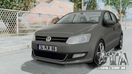 Volkswagen Polo 6R 1.4 HQLM para GTA San Andreas