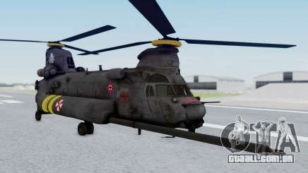 MH-47 Umbrella U.S.S para GTA San Andreas