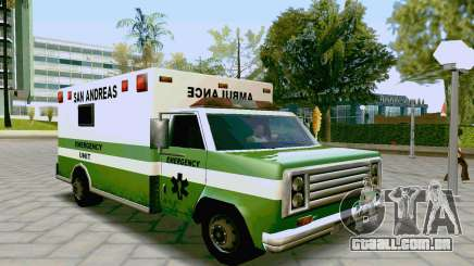 Journey Ambulance para GTA San Andreas