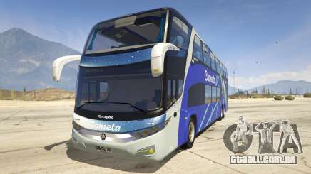 Marcopolo Paradiso 1800 para GTA 5