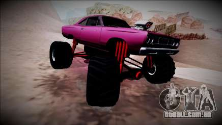 1969 Plymouth Road Runner Monster Truck para GTA San Andreas