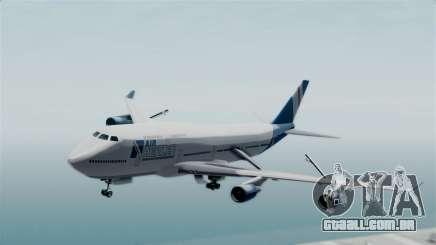 GTA 5 Jumbo Jet v1.0 Air Herler para GTA San Andreas