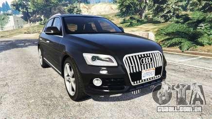 Audi Q5 2015 para GTA 5