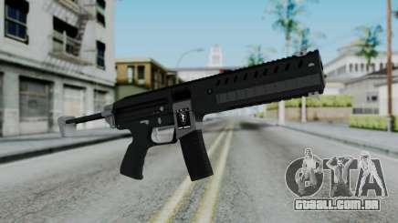 GTA 5 Combat PDW - Misterix 4 Weapons para GTA San Andreas
