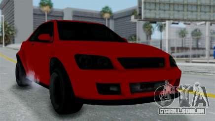 GTA 5 Karin Sultan RS Stock PJ para GTA San Andreas