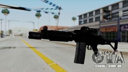 FN FAL DSA para GTA San Andreas