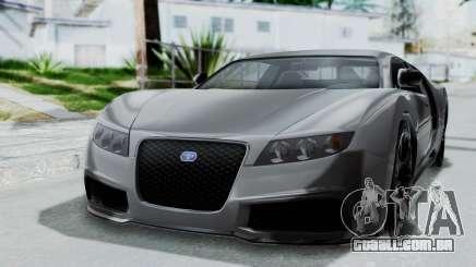 GTA 5 Truffade Adder v2 SA Lights para GTA San Andreas