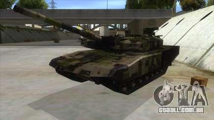 MBT52 Kuma para GTA San Andreas