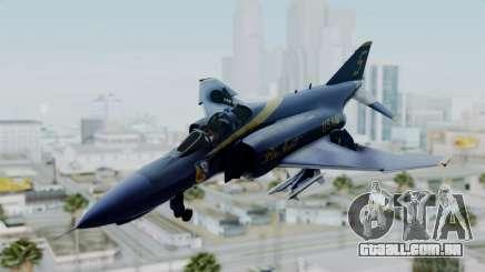 McDonnell Douglas RF-4B Blue Angels para GTA San Andreas