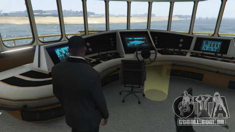 GTA 5 Yacht Deluxe 1.9 nono screenshot