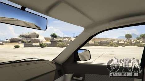 GTA 5 Celeiro Desde Berinjela vista lateral direita