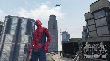 GTA 5 Homem-aranha quinta imagem de tela