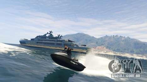 GTA 5 Yacht Deluxe 1.9 décimo imagem de tela