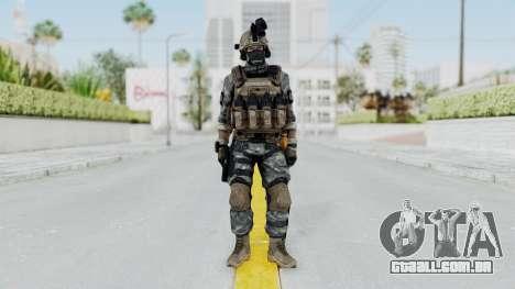 Battery Online Soldier 5 v2 para GTA San Andreas segunda tela