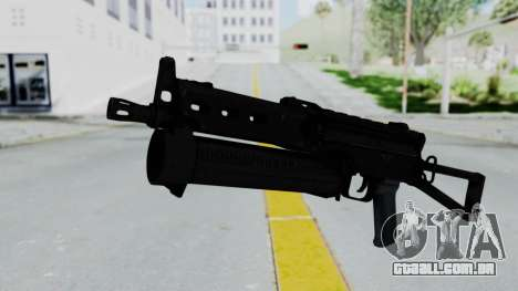 PP-19 BIZON para GTA San Andreas