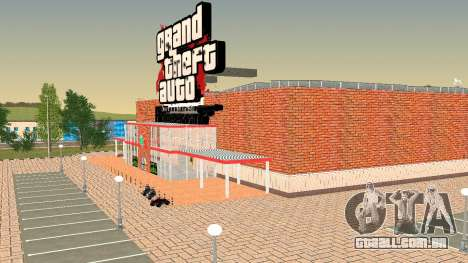 Novas texturas Penal, Rússia para GTA San Andreas oitavo tela