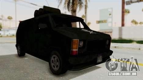 Boodhound Burrito - Manhunt 2 para GTA San Andreas