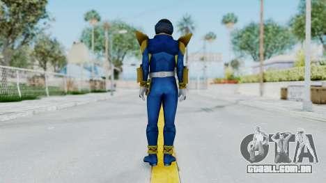 Kamen Rider Hyper Beast para GTA San Andreas terceira tela
