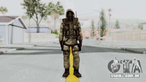Hodeed SAS 6 para GTA San Andreas segunda tela