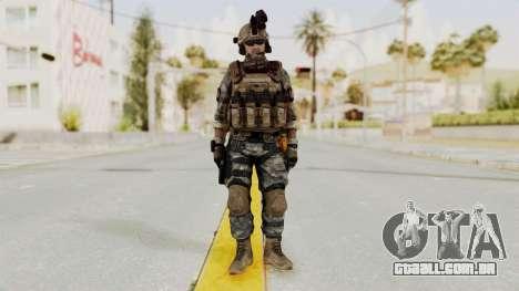 Battery Online Soldier 1 v1 para GTA San Andreas segunda tela