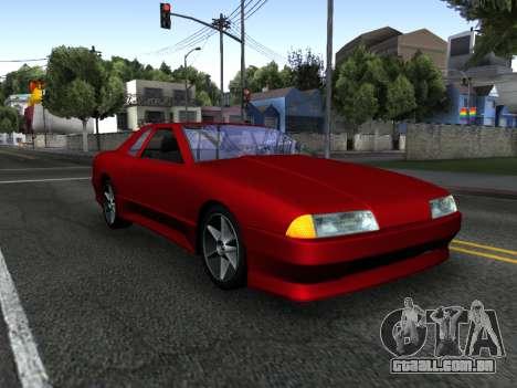Elegy PFR v1.0 para o motor de GTA San Andreas
