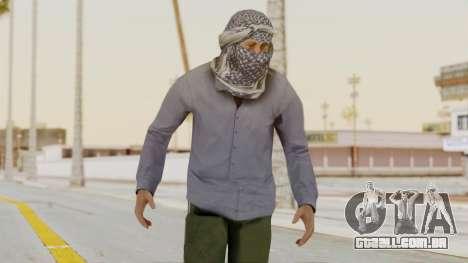Middle East Insurgent v2 para GTA San Andreas