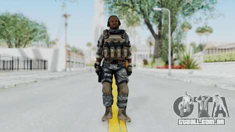 Battery Online Soldier 6 v2 para GTA San Andreas segunda tela