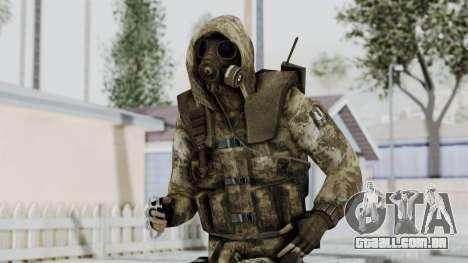 Hodeed SAS 6 para GTA San Andreas