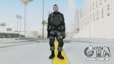 Battery Online Soldier 3 v4 para GTA San Andreas segunda tela