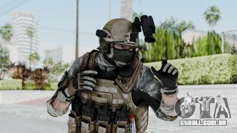 Battery Online Soldier 5 v2 para GTA San Andreas