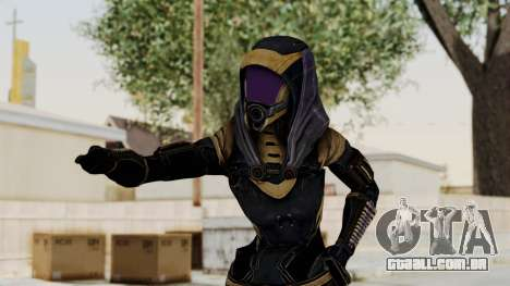 Mass Effect 3 Tali Armor para GTA San Andreas