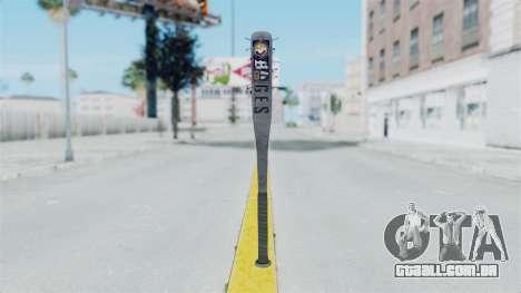 Nail Baseball Bat v5 para GTA San Andreas segunda tela