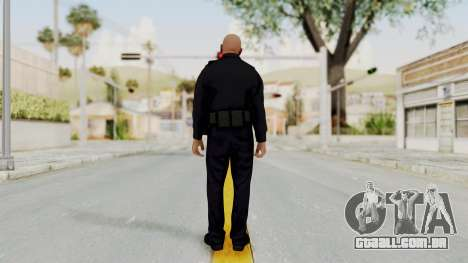 GTA 5 LV Cop para GTA San Andreas terceira tela