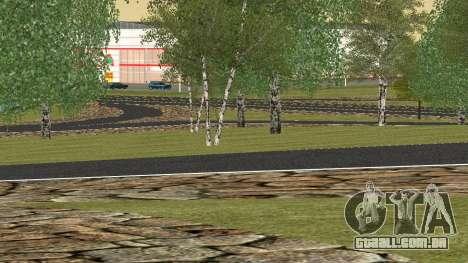 Novas texturas Penal, Rússia para GTA San Andreas terceira tela